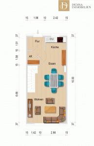 Grundriss-Immobilien