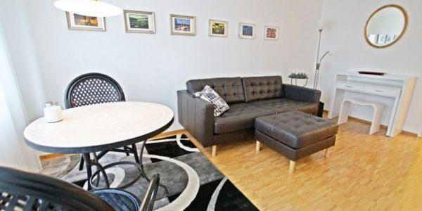 Möblierte Wohnung in Frankfurt am Main
